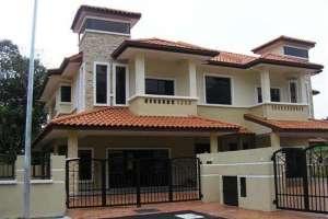 Kemensah Tropika House For Sale