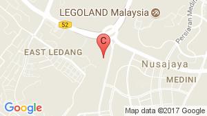 Shama Medini location map