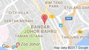 Suasana Iskandar, Malaysia location map
