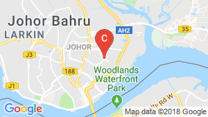 Shophouse for sale in Johor location map