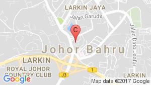 Bukit Impian Residence location map