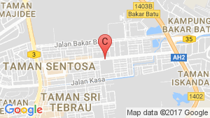 8scape Residences @ Sutera location map