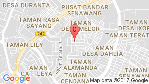 LAVENDER HEIGHTS – CERIA HOME location map