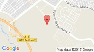 Almyra Residence location map