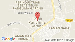 Taman Bentara location map