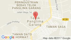 Taman Bentara 2 location map