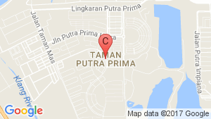 Taman Putra Prima Phase 3E location map