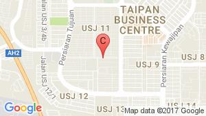 LaCosta location map
