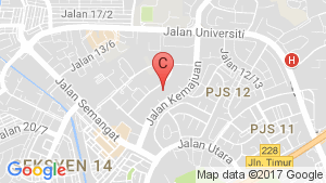 PJ Midtown location map