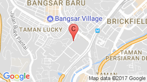 NADI BANGSAR location map