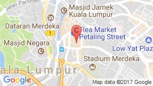 Petalz Residences @ Old Klang Road location map