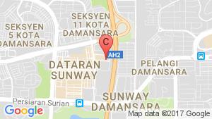 Inspace International Sdn Bhd location map