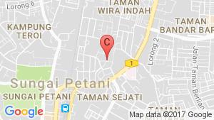 Seroja Parkhomes location map